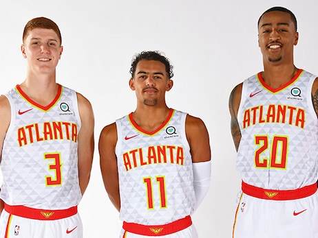 Atlanta Hawks Pick Up Contract Options on Collins, Huerter and Young