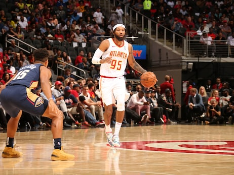 Hawks Fall to Pelicans in Preseason Opener