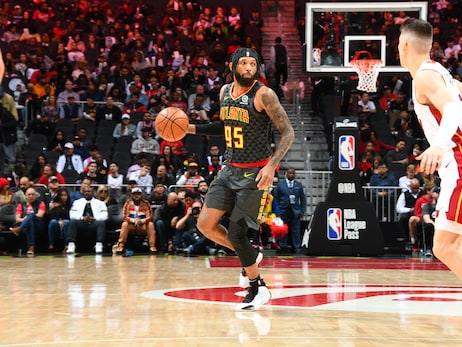 Hawks Rally, Drop Contest Against Heat
