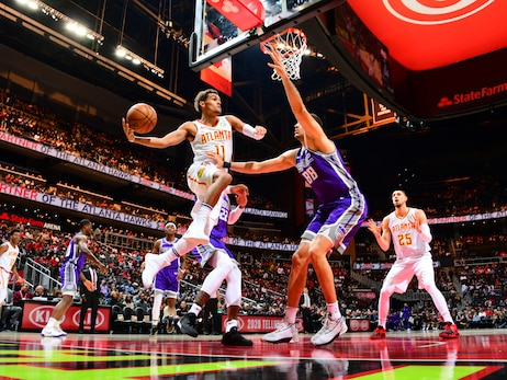 Hawks Fall to Kings Ahead of Five-Game West Coast Trip