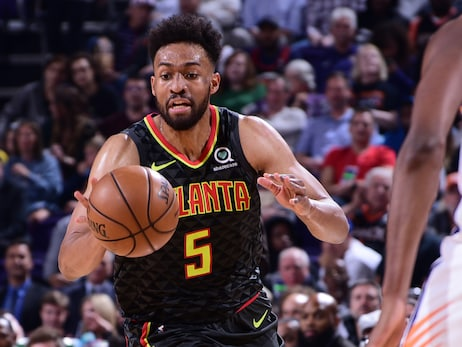 Hawks Drop Contest to Suns on West Coast Swing