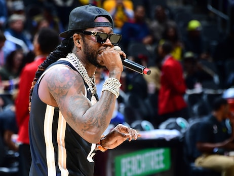 2 Chainz Entertains at First-Ever Peachtree Night