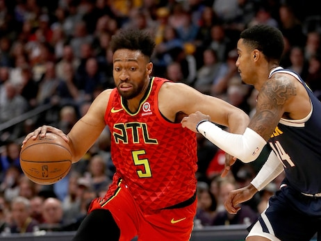 Hawks Come From Behind, Win Big Against Nuggets