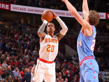 Hawks Drop Contest to Bulls on the Road