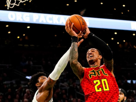 Hawks Drop Contest to Celtics on the Road