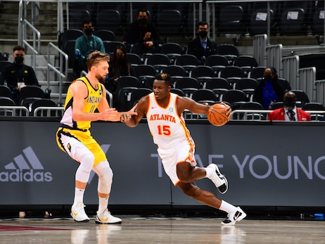 Hawks Lose Momentum in Fourth, Drop Contest to Pacers