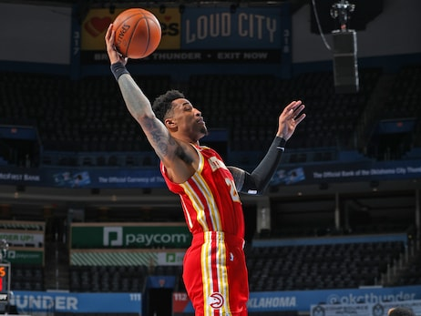 Hawks Drop Contest to Thunder