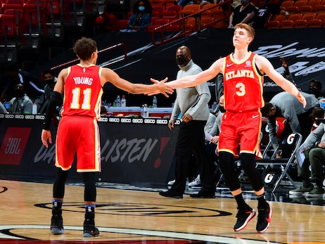Hawks Defeat Heat In McMillan's Debut