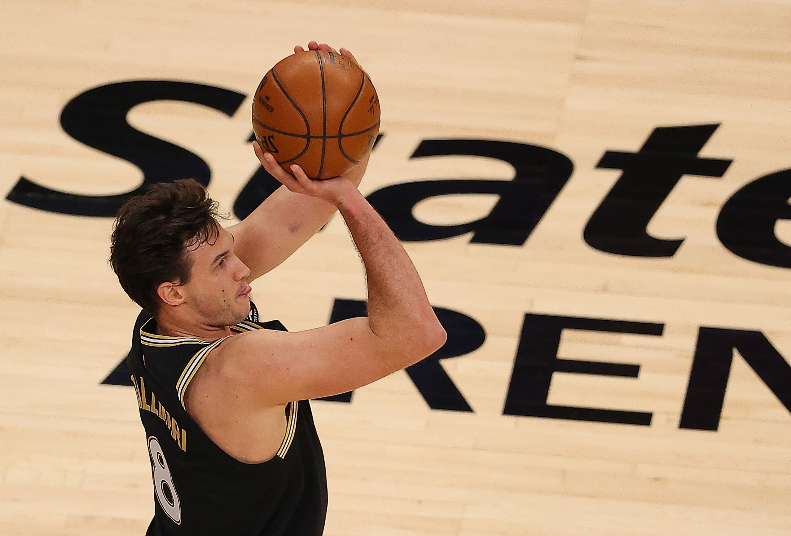 NBA – Gallinari da record, Atlanta batte Boston