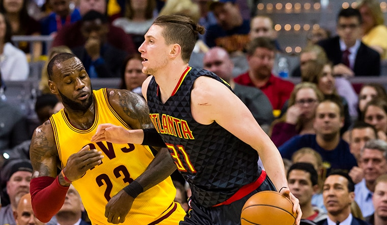 Young Hawks Should Model Development After Muscala