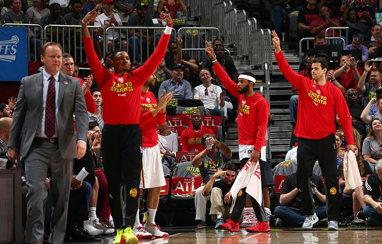 Five Keys For Hawks To Get Even In Game 4