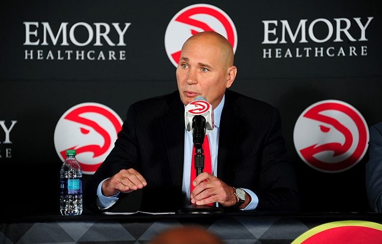 Hawks Announce Basketball Operations Hires and Promotions