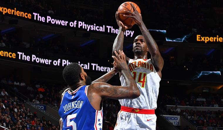 Hawks' Offense Youth Movement Has Dedmon Adjusting Role