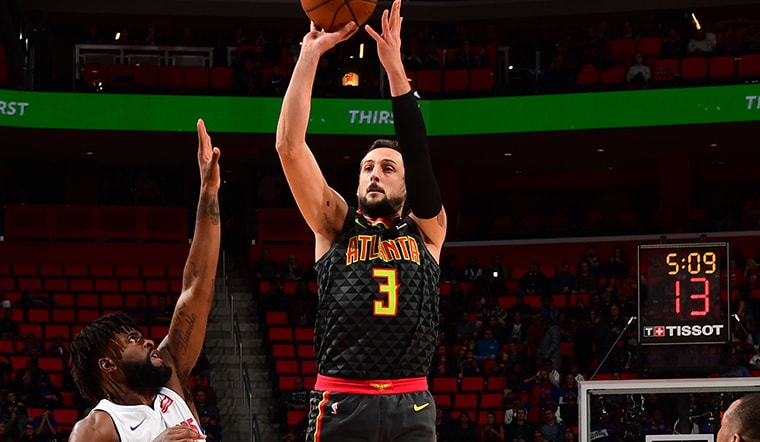 Is Marco Belinelli's Career Year Happening In Season 11?