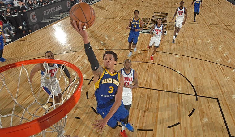 Hawks Sign Damion Lee To 10-Day Contract