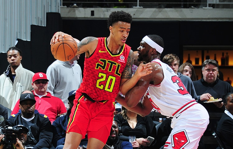 Collins Named To Team World in 2018 NBA Africa Game