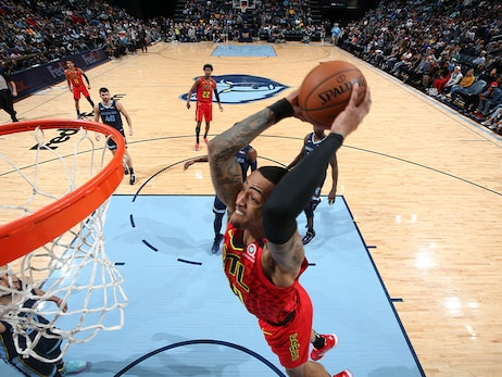 Hawks Drop Contest To Grizzlies On The Road