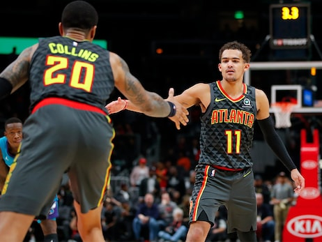Hawks Win Double Overtime Thriller Against Hornets At Home