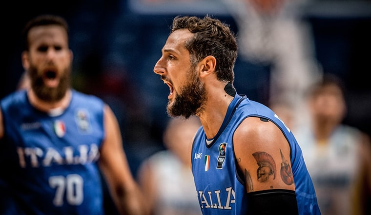 Belinelli, Italy Fall In EuroBasket Quarterfinals