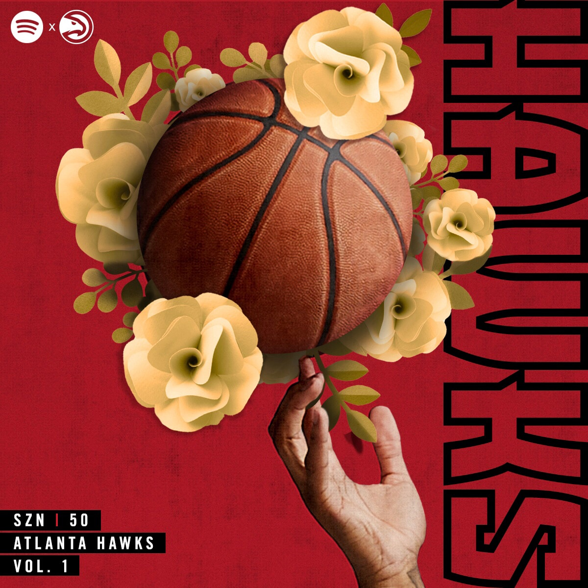 Atlanta Hawks and Spotify Collaborate On Special Schedule Playlist