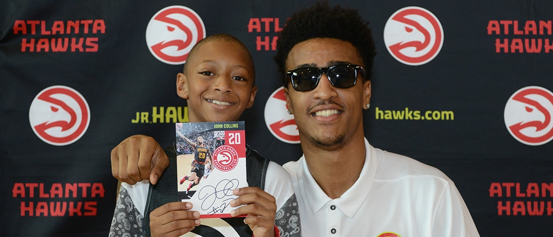 Atlanta hawks basketball camps 2015