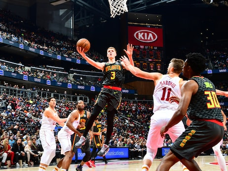 Hawks Hold Off Pacers at Home