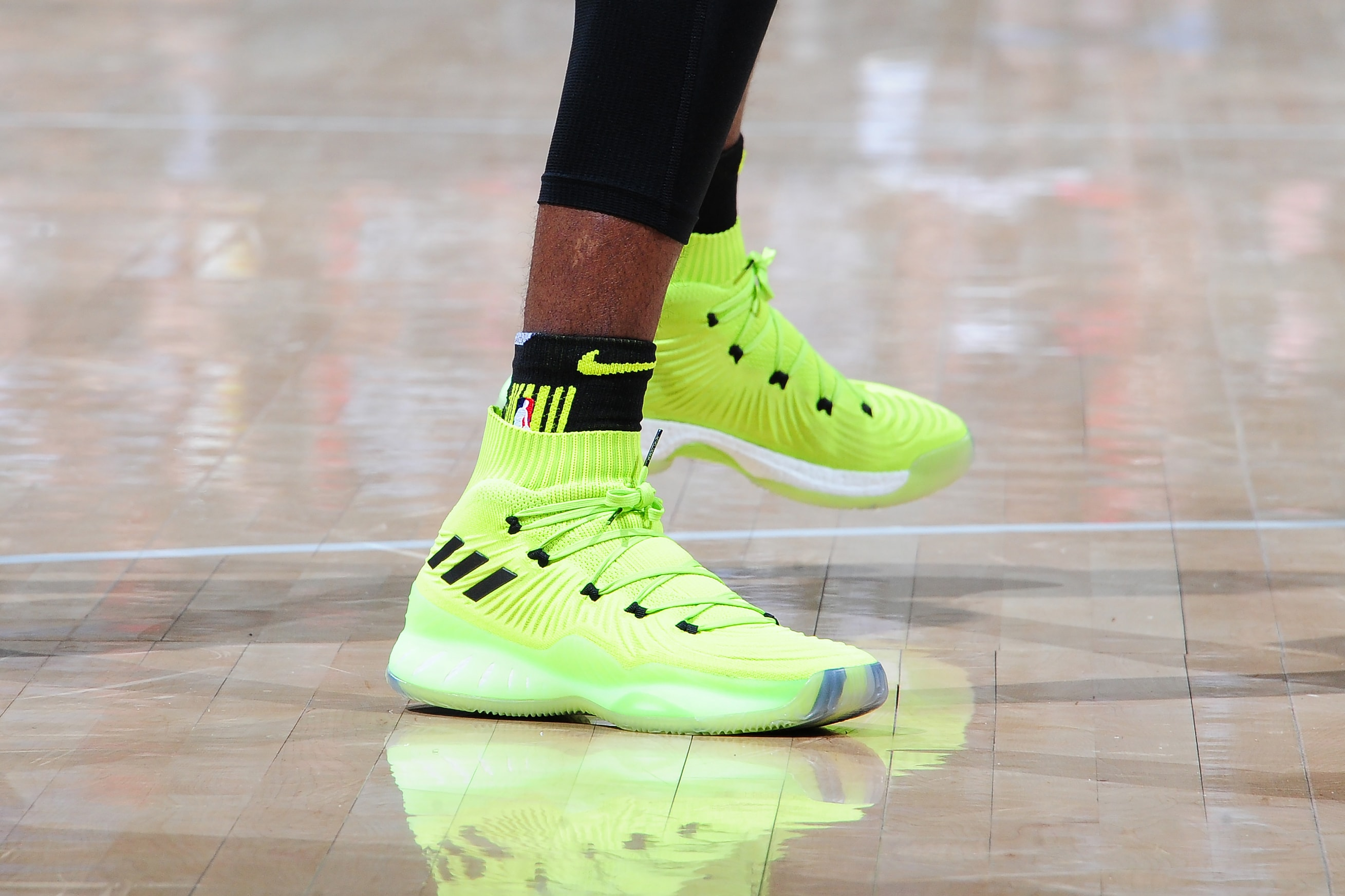 0cc29a68d7add Looking fresh in our top picks of Hawks  nbakicks.(Scott Cunningham NBAE