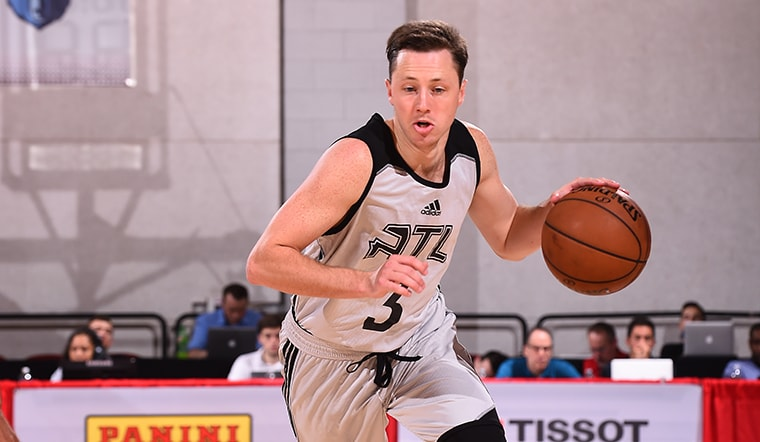 Hawks Dip Into Newly-Created 'Two-Way' Contracts With Signing of Magette