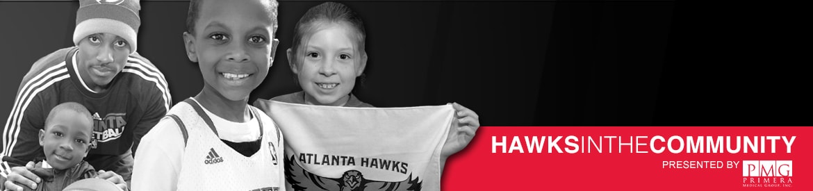 Hawks in the Community presented by PMG