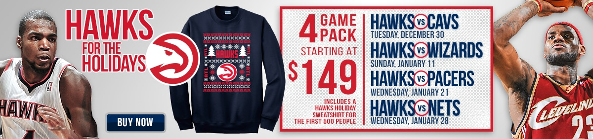 Hawks for the Holidays