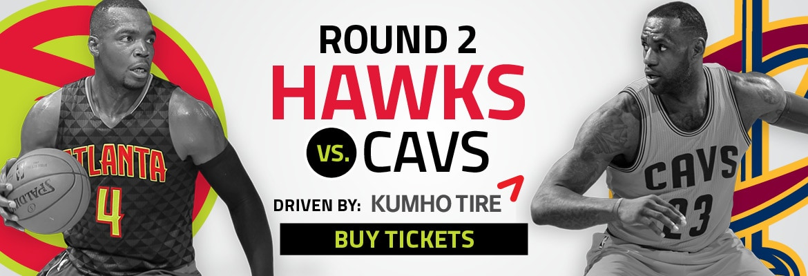 Round 2 hawks vs. cavs buy tickets