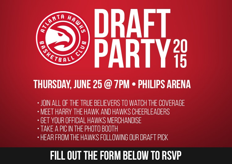 Draft Party
