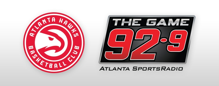 Atlanta Hawks and 92.9 the Game