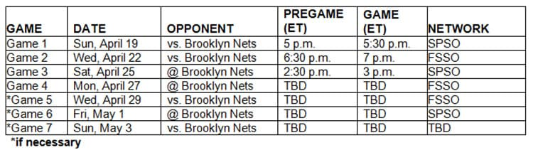 Atlanta Hawks, Cavs, and Chicago: The #Cavs unveiled Thursday their  preseason schedule