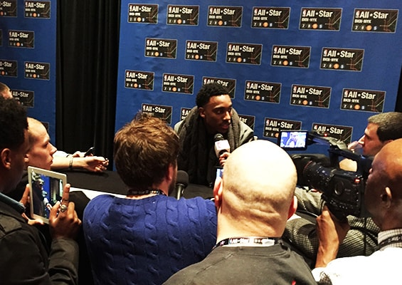 Having Some Fun With The Media