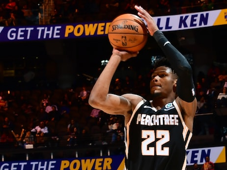 As Confidence Grows, Cam Reddish Notches Career-High 25 Points vs. Nets