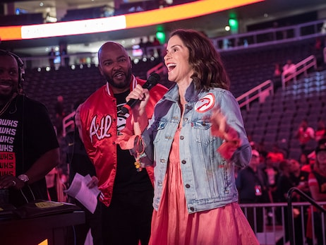 PHOTOS: Best Scenes From 2019 Hawks Draft Party Driven By Kumho Tire