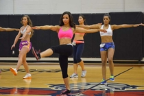 2014 Cheerleader Auditions - Boot Camp