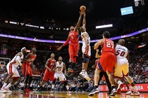 Hawks vs. Heat - December 10, 2012 - 1