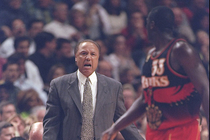 Wilkens coached the Atlanta Hawks from 1993-2000.