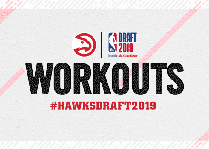 2019 Pre-Draft Workouts: Saturday, June 15