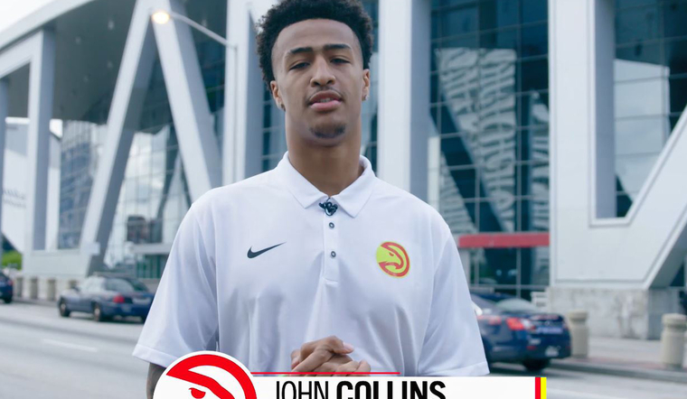 John Collins Returns The Love To Fans