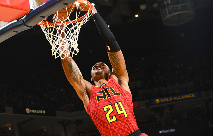 Hawks Not Enough To Fend Off Warriors