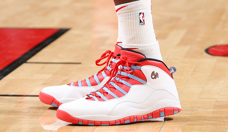 Top Photos Of The 2018-19 Season: NBA Kicks