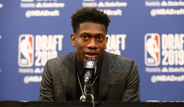 Atlanta Hawks Acquire Draft Rights To De'Andre Hunter, Solomon Hill And Conditional 2023 Second-Round Pick From New Orleans