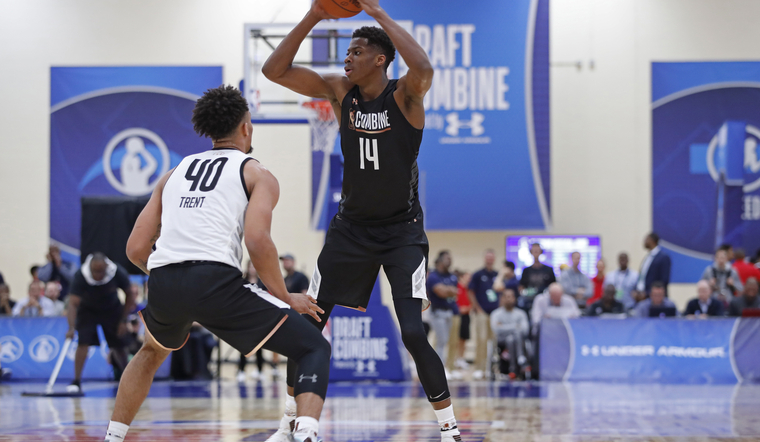 Photos: Day Two at NBA Combine