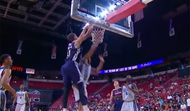 Top 5 Plays of Summer League