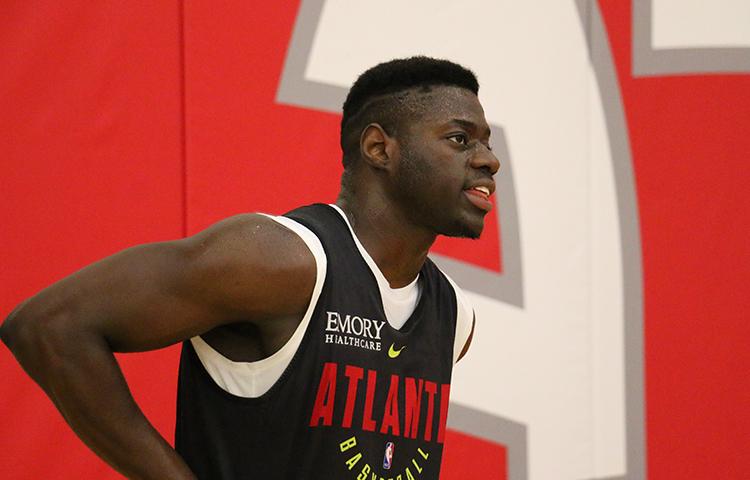 PHOTOS: Day 5 of Pre-Draft Workouts