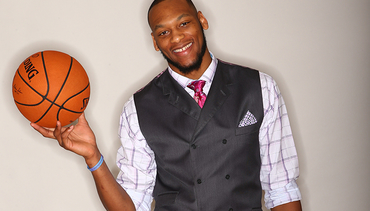 Draft Media Day With Adreian Payne