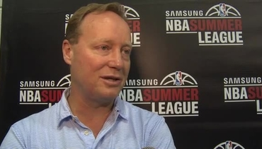 Coach Bud Talks Summer League